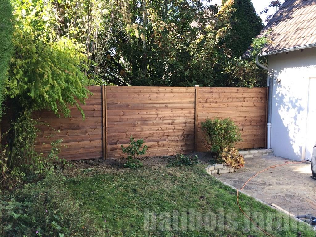 cloturer un jardin finest comment installer une clture de jardin with cloturer un jardin. Black Bedroom Furniture Sets. Home Design Ideas