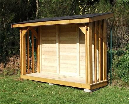 abris jardin sur mesure 78. Black Bedroom Furniture Sets. Home Design Ideas
